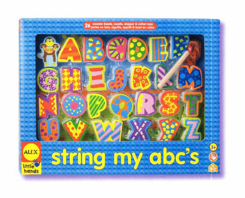Alex String My ABC's
