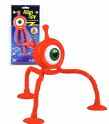 Alien Spy Voice Messenger Red