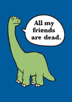 All My Friends Are Dead. Felt Journal