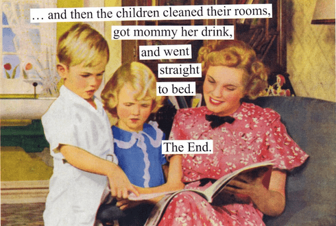And Then the Children Cleaned