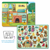 Animal Cottage Make Me a Story Magnetic Playboard
