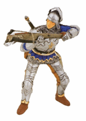 Armored Crossbowman (Blue)