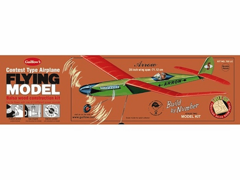 Arrow Flying Model Kit
