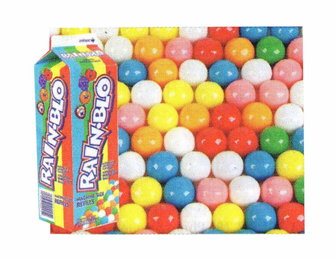 Assorted Bubble Gumballs