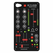 Audio Mixer 3-D Motion iPhone 4 Case