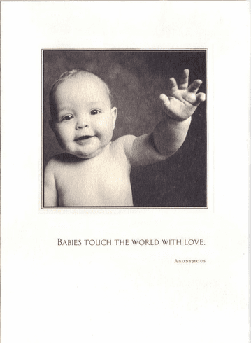 Babies Touch The World