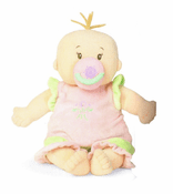 Baby Stella Infant Plush Cuddle Doll