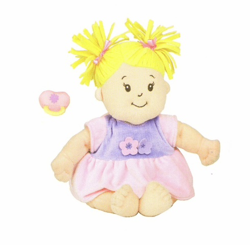 Baby Stella Toddler Cuddle Plush Doll