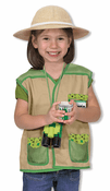 Backyard Explorer Costume Play Set