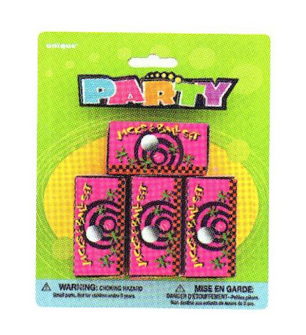 Ball and Jacks Party Favors