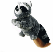 Bandit the Raccoon Hand Puppet