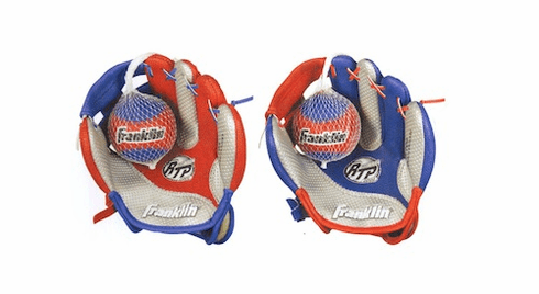 Baseball Glove & Ball Set SE