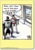Batman Help Wanted