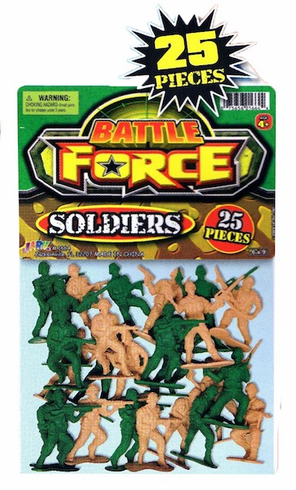 Battle Force Soldiers