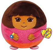 Beanie Ballz Dora the Explorer 13""