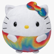 Beanie Ballz Hello Kitty 8""