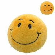 Beanie Ballz Smiley 5""