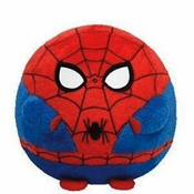 Beanie Ballz Spiderman 5""