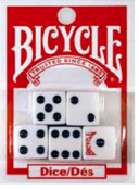 Bicycle 5-Pack Dice