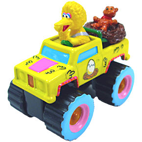 Big Bird Monster Truck