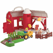 Big Red Barn Playset