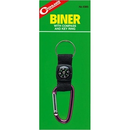 Biner with Compass & Key-Ring
