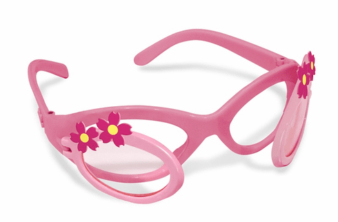 Blossom Bright Flip Sunglasses