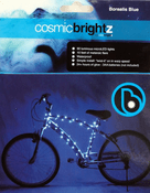 Blue Cosmic Brightz Lights