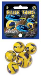 Blue Tang Marbles