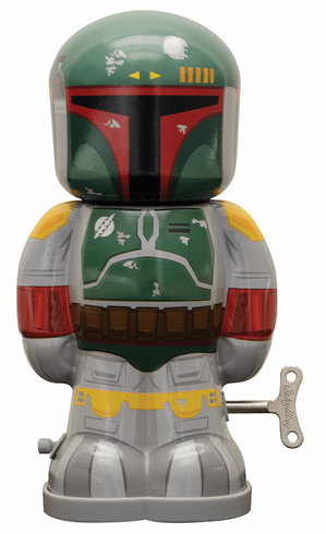 Boba Fett Wind Up