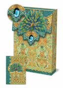 Boxed Notecards: Peacock