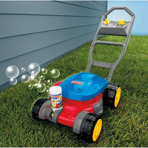 Bubble Mower