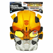 Bumblebee Transformers Battle Mask