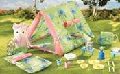 Calico Critters 1425 Let's Go Camping