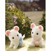 Calico Critters 1669 Milky Mouse Twins