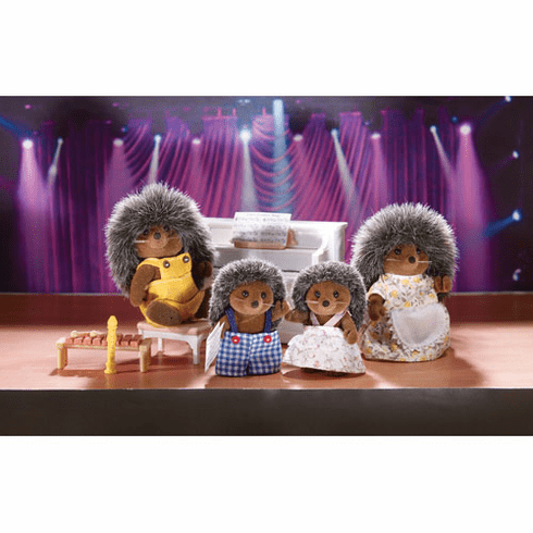 Calico Critters 1923 Pickleweeds Hedgehog Family