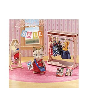 Calico Critters 1963 Camryn's Country Boutique
