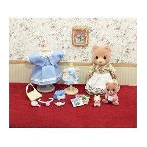 Calico Critters 2283 Margaret & Halley'sDress Shop