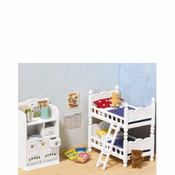 Calico Critters 2441 Children's Bedroom Set with Bunk Beds