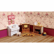 Calico Critters 2564 Living Room Accessory Set