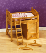Calico Critters 2618 Sister's Loft Bed