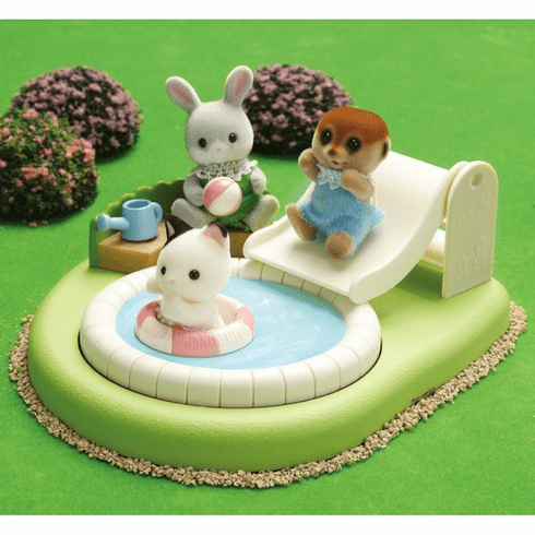 Calico Critters 2681 Baby Pool & Sandbox