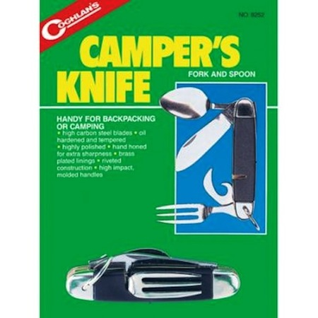 Camper's Knife