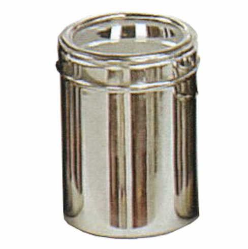 Canister - Stainless Steel MD