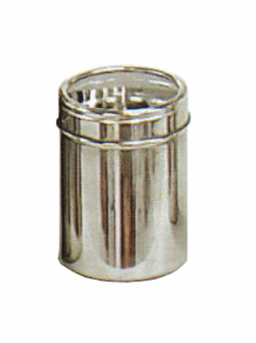Canister - Stainless Steel SM