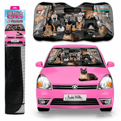 Car Full of Cats Autoshade