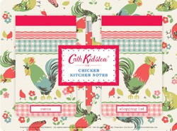Cath Kidston Chicken Kitchen Notes