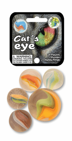 Cats Eyes Marbles