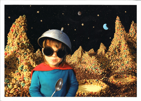 Cereal Moon