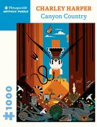 Charley Harper Canyon Country